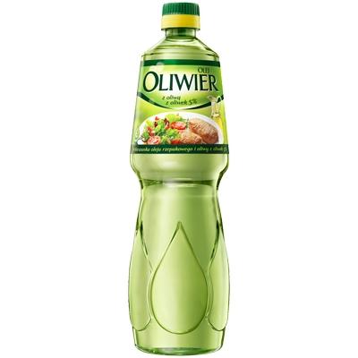 Olej z oliwą  z oliwek OLIWIER