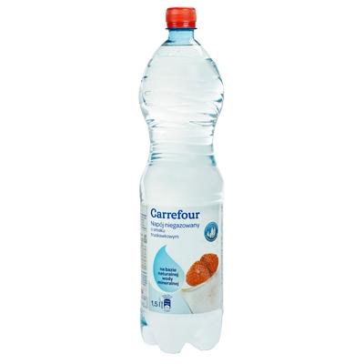 Woda  smakowa Carrefour
